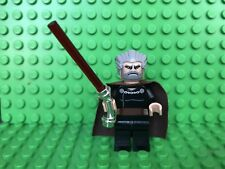 LEGO STAR WARS COUNT DOOKU Bent Lightsaber Minifigure 7752 Sith Lord