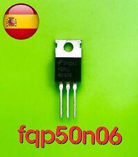 FQP50N06 50n06 50V 60A TO-220 MOSFET N-Channel envío rápido desde España Calidad