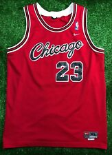 NBA CHICAGO BULLS JORDAN BASKETBALL SHIRT JERSEY NIKE BOYS SIZE XL