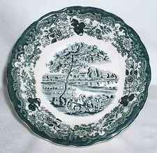 Royal Worcester PALISSY Avon Scenes GRÜN ~ Schüssel 15,5 x 4,3 cm / Müslischale