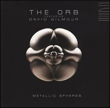 THE ORB featuring DAVID GILMOUR - METALLIC SPHERES CD ( PINK FLOYD ) *NEW*