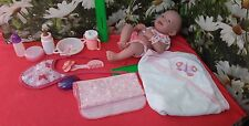 BERENGUER NEWBORN  BABY GIRL DOLL REBORN