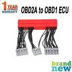 Obd2a To Obd1 Ecu Adapter Converter Harness For Honda Civic Accord Acura Integra