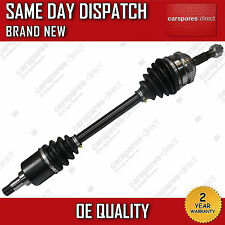 CITROEN SAXO MK2 1.6 VTR/VTS DRIVESHAFT N/SIDE 1999>2004 2 YEAR WARRANTY *NEW*