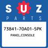 73841-70A01-5PK Suzuki Panel,console 7384170A015PK, New Genuine OEM Part