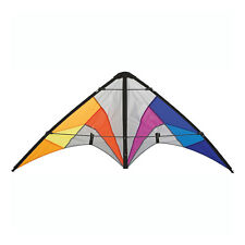 HQ Quickstep II Rainbow Sports Stunt Kite Ready 2 Fly - NEW