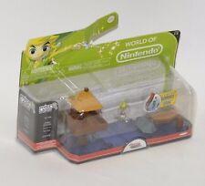 world of Nintendo Mario Bros U Micro Land 3 Pack - Tetra Water with Ocean theme