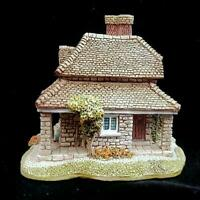 Lilliput Lane Dial Cottage Vintage Ornament
