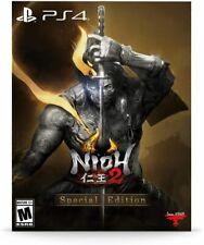 Nioh 2 Edición Especial-PlayStation 4