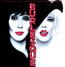Burlesque by Original Soundtrack (CD, Nov-2010, RCA)
