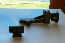 Walther Diopter target sight, Rear and Front sights