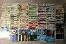 Pokemon TCG Unleashed 130 Cards (5 Holo Rares) Octillery Manaphy Beedrill Fearow