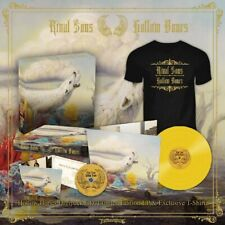 Rival Sons Deluxe German Limited Edition Hollow Bones Box Set Yellow Vinyl Seale