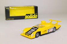 Solido; Alpine A442; Winner Le Mans 1978; Pironi & Jaussaud; Excellent Boxed
