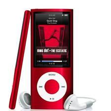 Apple iPod Nano 5th Generation Red (8GB)Limited Edition -  GRADE B