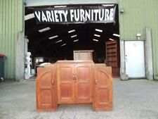 Oak Art Deco Style Furniture