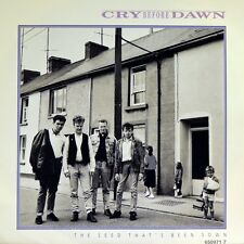 """7"""" CRY BEFORE DAWN The Seed That's Been Sown EPIC 45rpm Rock NL 1987 like NEW!"""