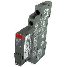 ABB  Auxiliary Contact Switch 6A Circuit Breakers For Use MS166 HK1-20