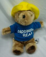 "Eden 1981 VINTAGE PADDINGTON BEAR 9"" Plush STUFFED ANIMAL Toy"