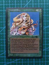 MTG Titania's Song, Antiquities, LP Magic the Gathering Card