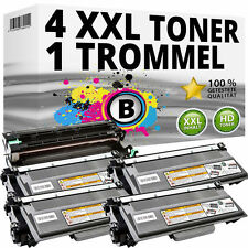 4 Toner für BROTHER TN3380+DR3300 HL-5440 5450DN 5470DW MFC-8510DN 8520DN 8950DW
