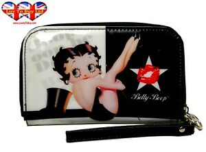 Betty Boop Purse,Women's Wallet,Lady's Purses,Card Holder,Official Licensed.