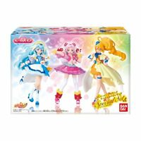 NEW Bandai HUG Hugtto Precure Cutie Figure Special set Candy Toy from Japan