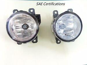 New Pair Genuine OEM 2012 13 14 2015 CRV Rdx Tsx Ilx Pilot Tl Fog Light Lamp Set