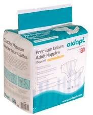 Aidapt Premium Unisex Adult Hygiene Incontinence Aids Nappies Diapers Pants
