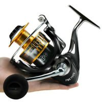 17+1BB Aluminum Alloy Gear Ratio Light Weight Ultra Smooth Spinning Fishing Reel