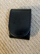 """Ex Police Belt Buckle Protector for 2"""" Kit Belt. Used. 1231."""