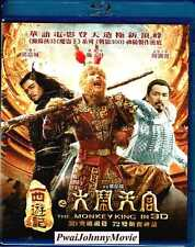 the Monkey King (3D Blu-ray) Chow Yun Fat Fantasy English Subtitle New Sealed
