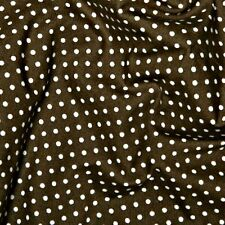 100% Cotton 3mm Polka Dot * Rose & Hubble * Superior Poplin Fabric In 40 Colours
