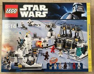NEW Lego 7879 Star Wars Hoth Echo Base FACTORY SEALED    R-3PO figure
