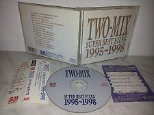 CD TWO MIX SUPER BEST FILES 1995-1998 - SB-038 - TAIWAN