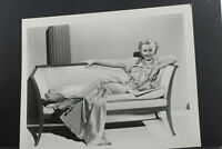 """Joan Blondell Young Reclining Shot - 8x10"""" Photo Print - Vintage L1282A"""