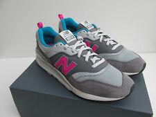 BNIB NEW BALANCE UK 8  CM 997 HAH white / pink / blue 997hah 997h