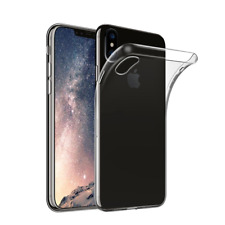 Shockproof Ultra slim silicon Clear Gel back case for iPhone XsMax