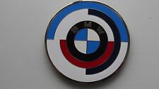 BMW M Sport M Tech Metal Grill Badge Vintage Badge Emblem 1 2 3 4 5 6 7 Z Series