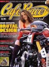 CAFE RACER 18 MOTO GUZZI V11 Le Mans NORTON Commando YOSHIMURA BMW R80 HONDA CB