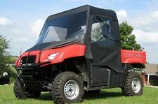 Honda Big Red MUV 700 Full Enclosure - Vinyl Windshield