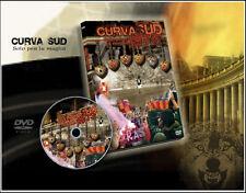DVD CURVA SUD 1973,SOLO PER LA MAGLIA (ULTRAS AS ROMA ,TOTTI,DDR,BOYS,FEDAYN)