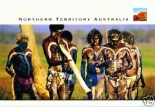 AK Didjeridoo-Spieler Australien Aborigines