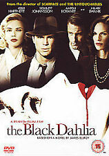 The Black Dahlia (DVD) With Bonus Features-R2-Free P&P