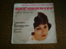 45 tours ray conniff son orchestre et choeurs concert in rhythm