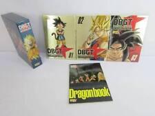 DRAGON BALL Dbz DVD BOX GT Goku Vegeta L/E Action Anime Rare Collection Japan