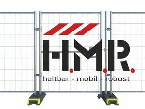 Tür Element für Bauzaun, Mobilzaun L 1,20 m
