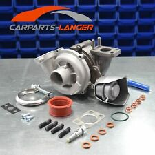 Turbolader 9656125880 Peugeot 207 307 407 Citroën C 2 3 4 5 1.6 HDi 80 kW 109 PS