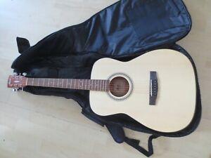 Westerngitarre CORT AF505  mit bag , neuwertig  #33#