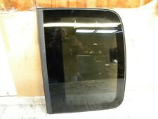 1997 GMC Sonoma Ext cab Factory vent window glass left driver side 15685225